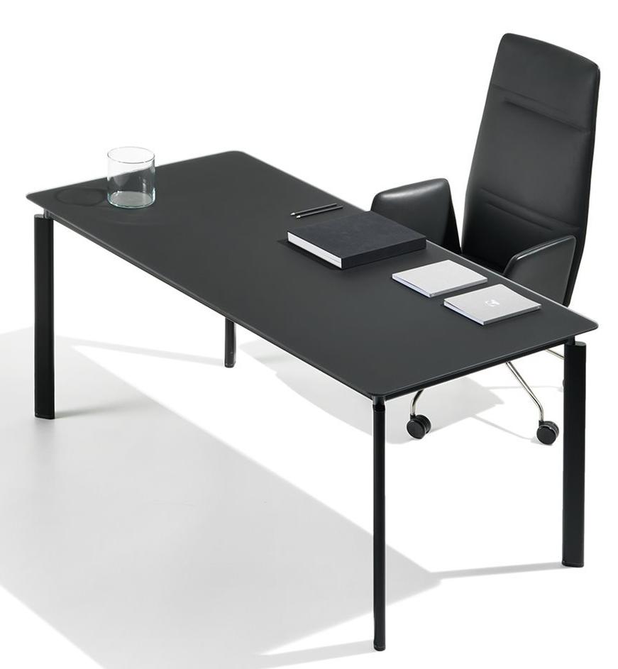 Tecno Clavis Schreibtisch Tisch 140 x 80 cm  1CV0100MM 1