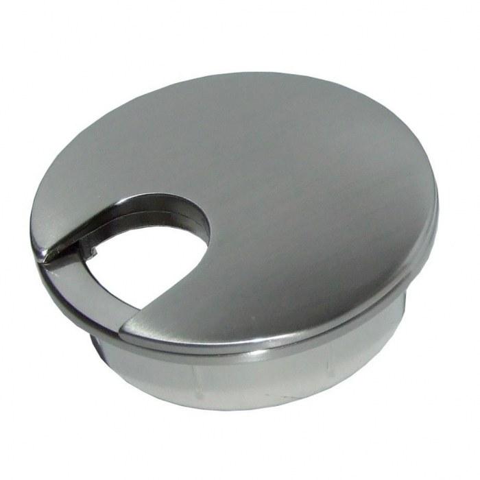 Kabeleinführung Metall 2-teilig Ø 47mm