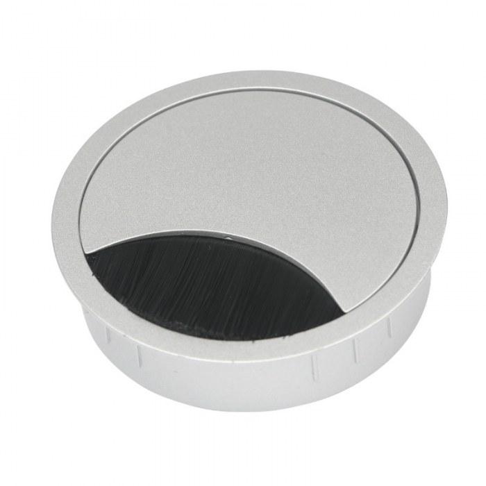 Kabeleinführung Metall Ø 60 mm Alu