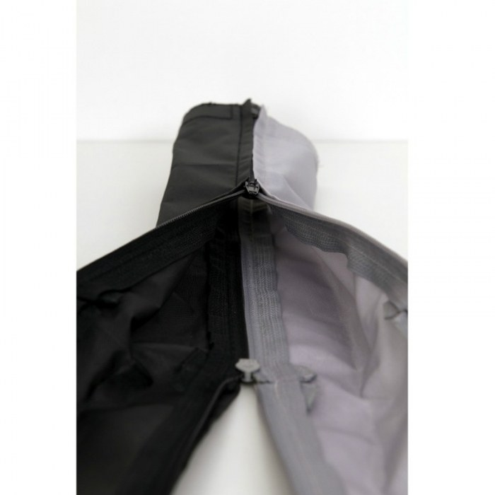 Thovip Zipz Kabelhülle mit Reißverschluss 80 cm