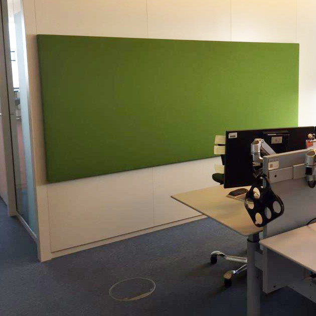B-Move akustische Wandplatte 1200 x 1200 mm