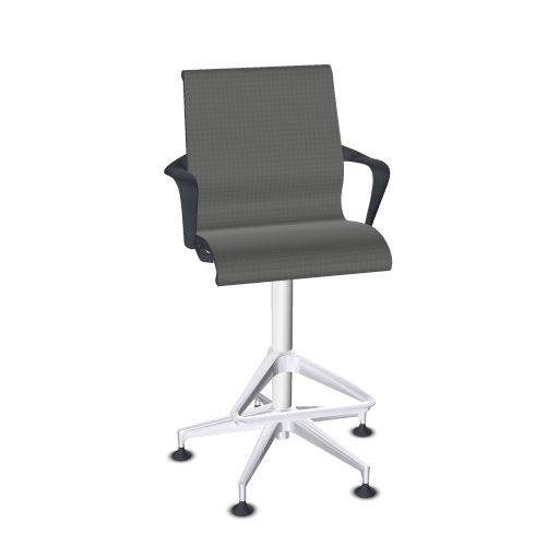 Herman Miller Setu Schreibtischstuhl