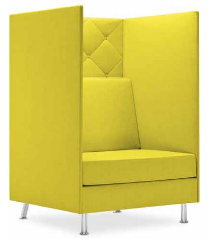 Dauphin Atelier Lounge Sofa 97 cm