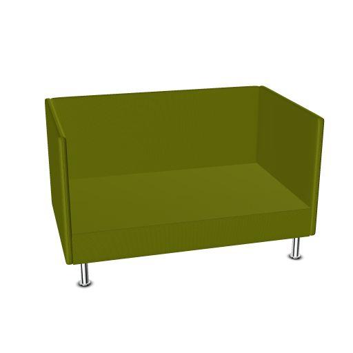 Dauphin Atelier Loungesofa 2-Sitzer AL 55265