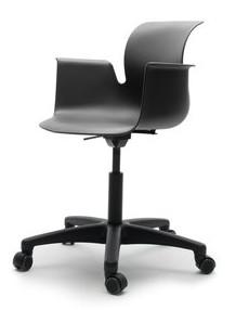 Flötotto Pro Stuhl mit Armlehnen