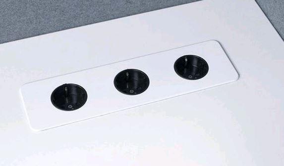 Gotessons Tischplatte SLIM 3 x Leistung
