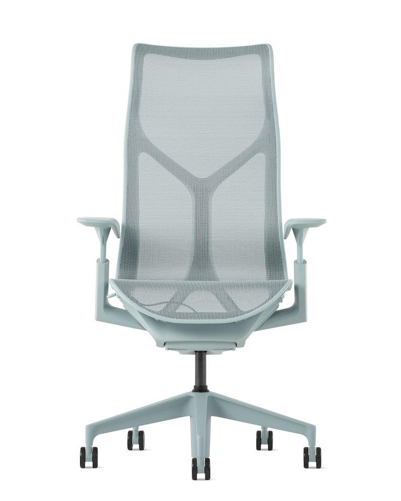 Herman Miller Cosm Bürostuhl mit hoher Rückenlehne
