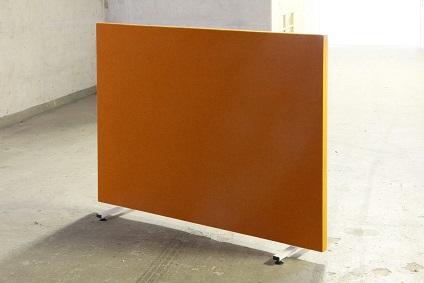 Akustische Trennwand B-MoVe I Anordnung 1800 mm
