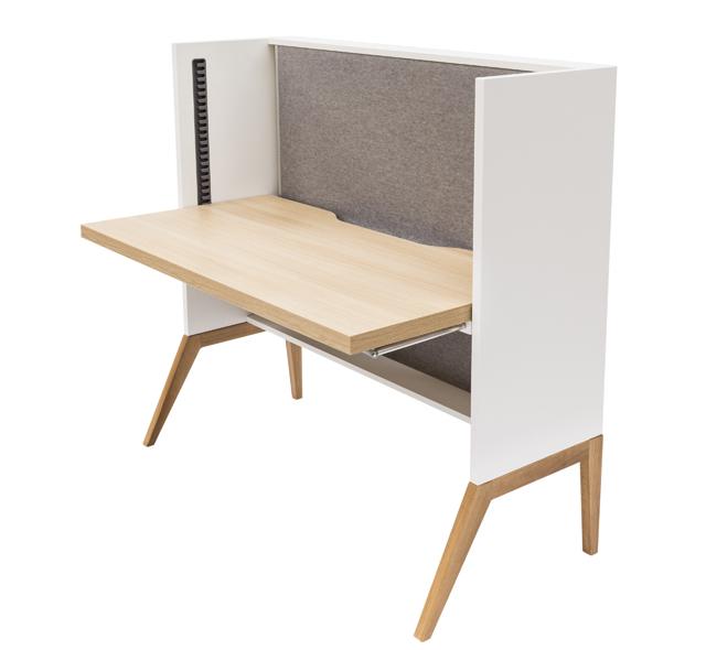 Mikomax Nest Schreibtisch höhenverstellbar