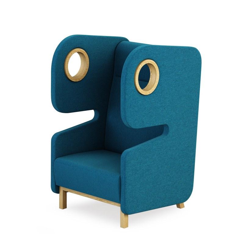Mikomax Packman Sessel hoch