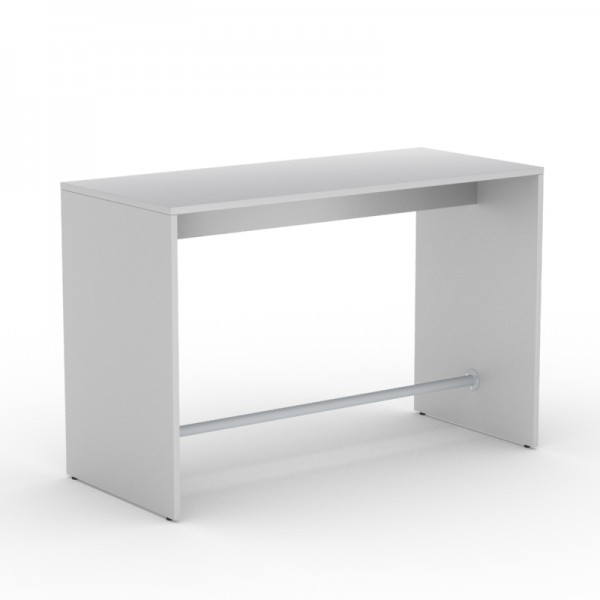 Narbutas Light hoher Konferenztisch 1600 x 700 x 1050 mm