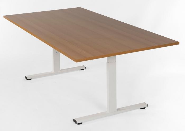 NPO Pro-Fit Schreibtisch Tisch 120 x 80 cm