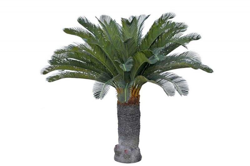 Götessons Cycas Palm H1300mm Kunstpflanze