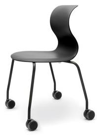 Flötotto Pro Stuhl auf Rädern