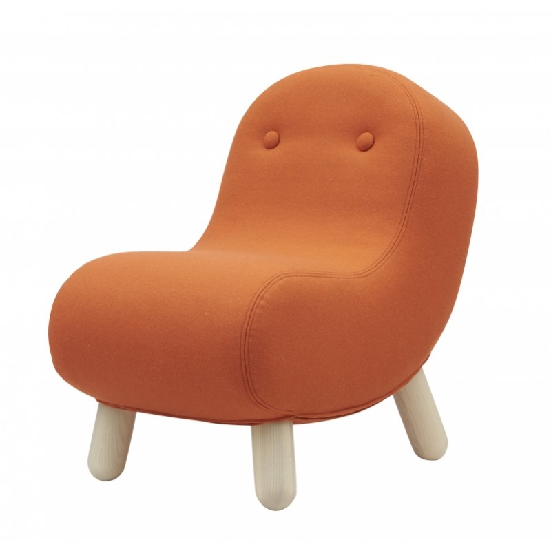 Softline Bob Lounge Sessel
