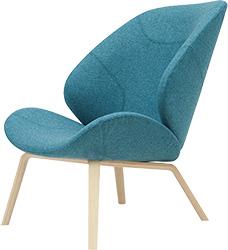 Softline Eden Lounge Sessel
