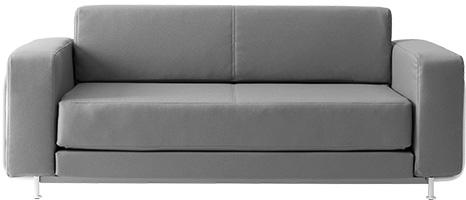 Softline Silver loungesofa