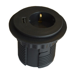 Spot-Installationsmodul 1x Stromversorgung 1x USB-Ladegerät 4730164