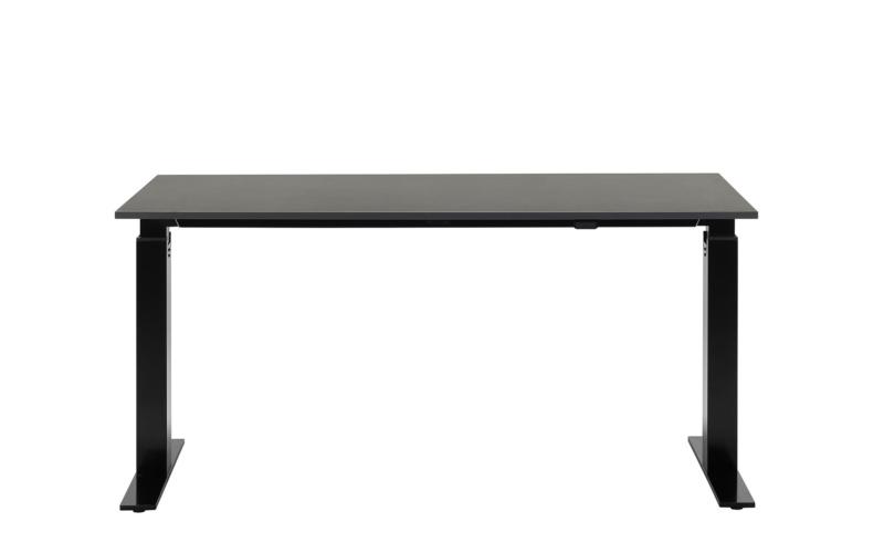 Trilogy NOVO D Schreibtischhöhe verstellbar 120 x 80 cm