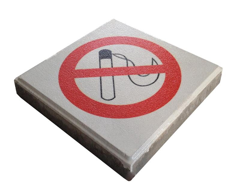 Das Droppit - Rauchverbot