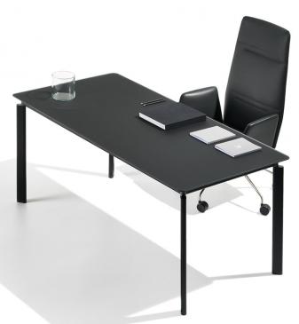Tecno Clavis Schreibtisch Tisch 140 x 80 cm  1CV0100MM 0